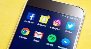 Rouwen en sociale media